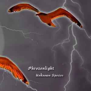 Phrozenlight - Unknown Species CD (album) cover