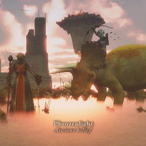 Phrozenlight - Ancient Belief CD (album) cover