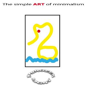 Phrozenlight - The Simple Art Of Minimalism CD (album) cover