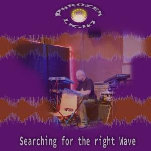 Phrozenlight - Searching For The Right Wave CD (album) cover