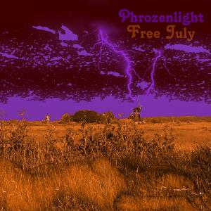 Phrozenlight - Free July CD (album) cover