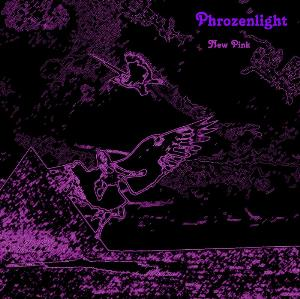 Phrozenlight - New Pink CD (album) cover