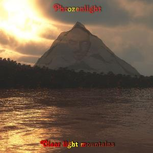 Phrozenlight - Clear Light Mountains CD (album) cover