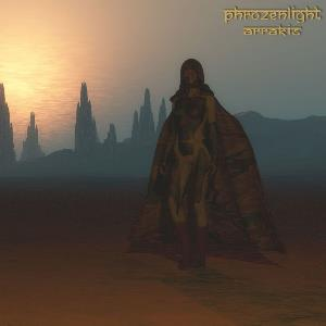 Phrozenlight - Arrakis CD (album) cover
