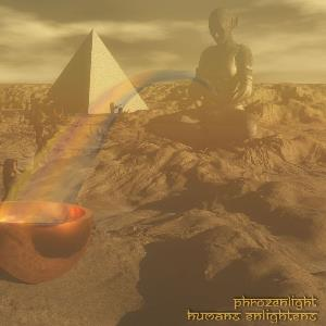 Phrozenlight - Humans Enlightens CD (album) cover