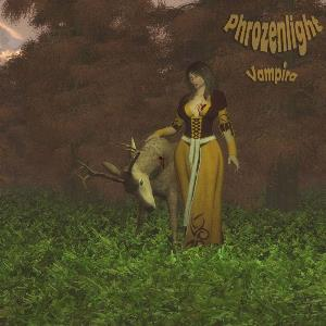 Phrozenlight - Vampira CD (album) cover