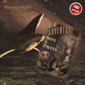 Phrozenlight - Bits And Pieces (weird Adventure In Outer Space) CD (album) cover