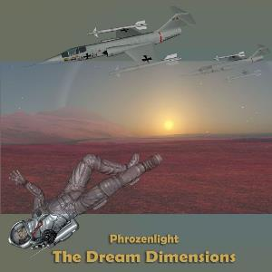 Phrozenlight - The Dream Dimensions CD (album) cover