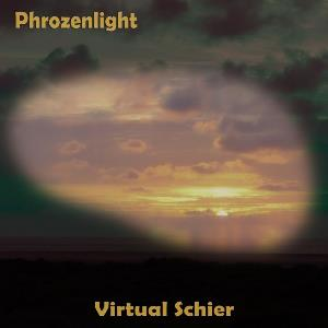 Phrozenlight - Virtual Schier CD (album) cover