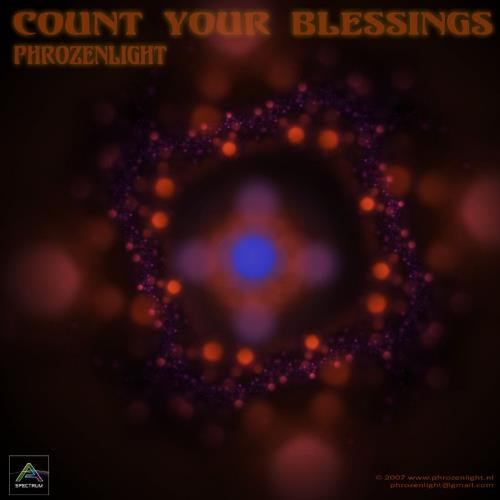 Phrozenlight - Count Your Blessings CD (album) cover
