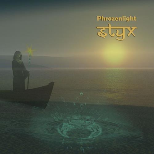 Phrozenlight - Styx CD (album) cover