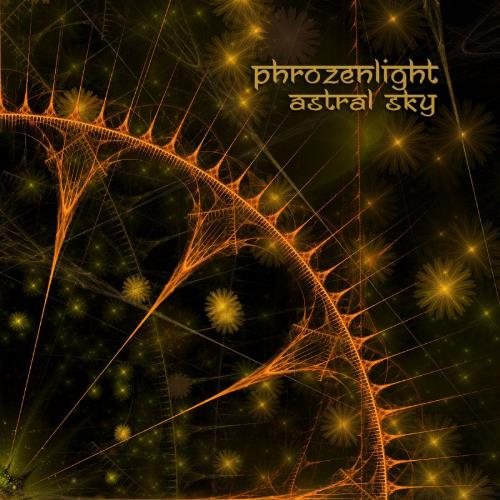 Phrozenlight - Astral Sky CD (album) cover
