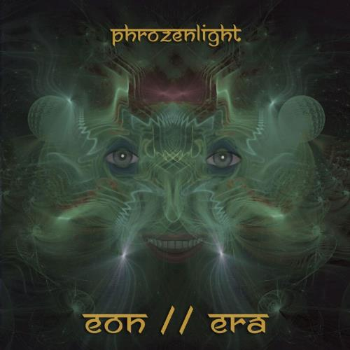 Phrozenlight - Eon // Era CD (album) cover