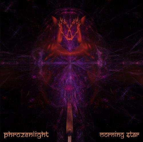 Phrozenlight - Morning Star CD (album) cover