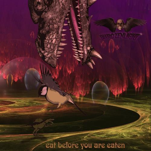 Phrozenlight - Eat Before You Are Eaten CD (album) cover