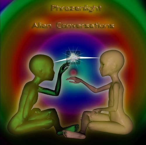 Phrozenlight - Alien Conversation CD (album) cover