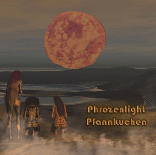 Phrozenlight - Pfannkuchen CD (album) cover