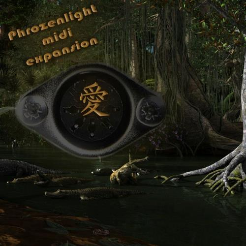 Phrozenlight - Midi Expansion CD (album) cover