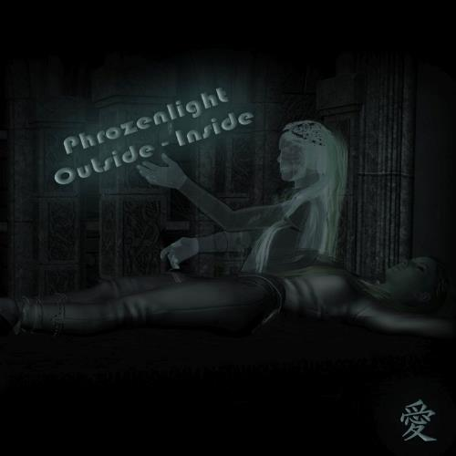 Phrozenlight - Outside - Inside CD (album) cover