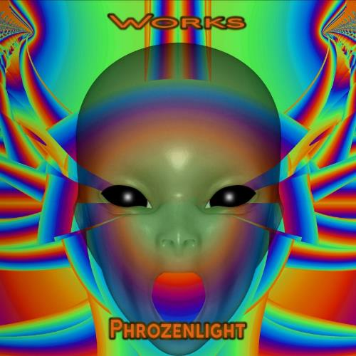 Phrozenlight - Works CD (album) cover