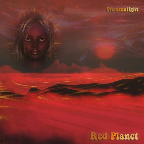 Phrozenlight - Red Planet CD (album) cover