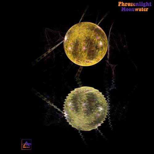 Phrozenlight - Moonwater CD (album) cover