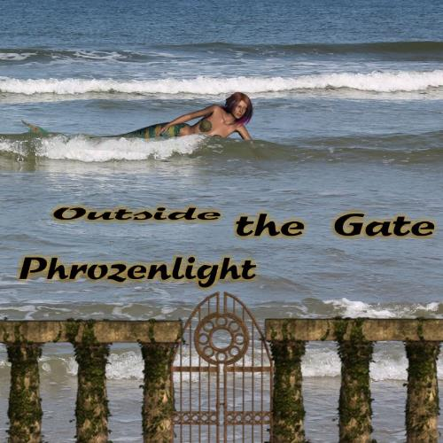 Phrozenlight - Outside The Gate CD (album) cover
