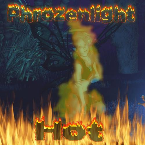 Phrozenlight - Hot CD (album) cover