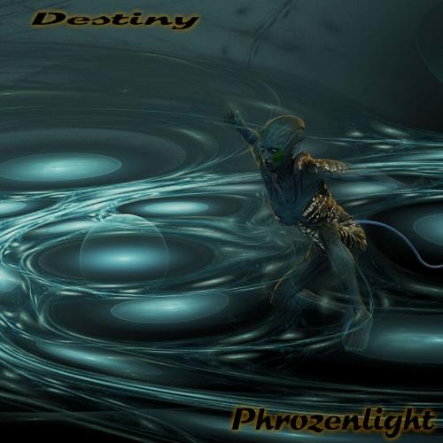 Phrozenlight - Destiny CD (album) cover