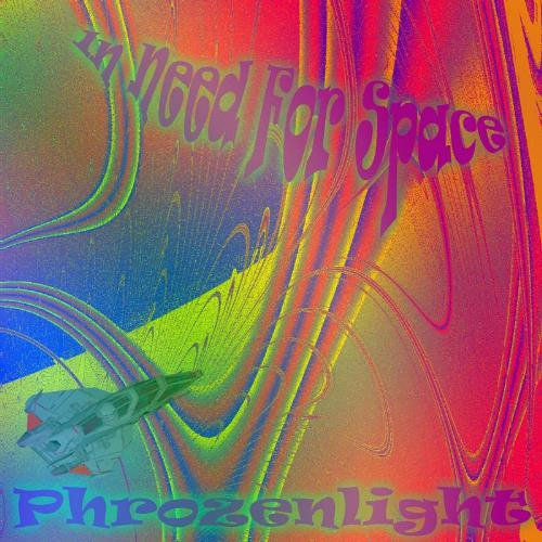 Phrozenlight - In Need Of Space CD (album) cover