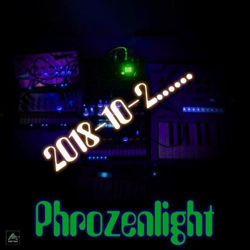 Phrozenlight - 2018?-?10?-?2?.?.?.?.?.. CD (album) cover