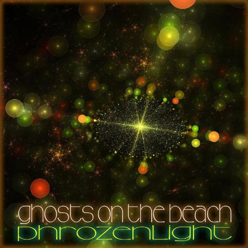 Phrozenlight - Ghosts On The Beach CD (album) cover