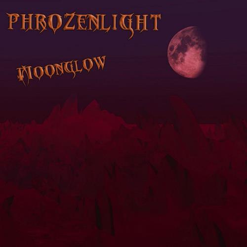 Phrozenlight - Moonglow CD (album) cover
