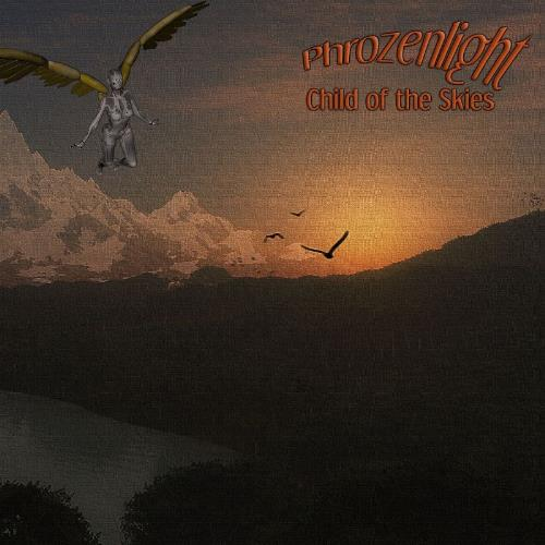 Phrozenlight - Child Of The Skies CD (album) cover