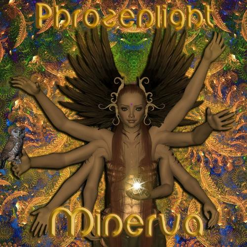 Phrozenlight - Minerva CD (album) cover
