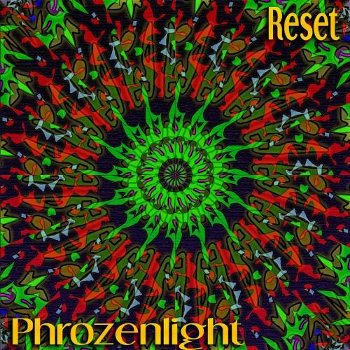 Phrozenlight - Reset CD (album) cover