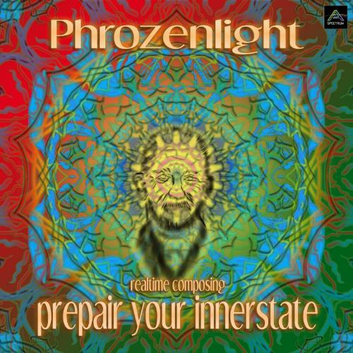 Phrozenlight - Prepair Your Innerstate CD (album) cover