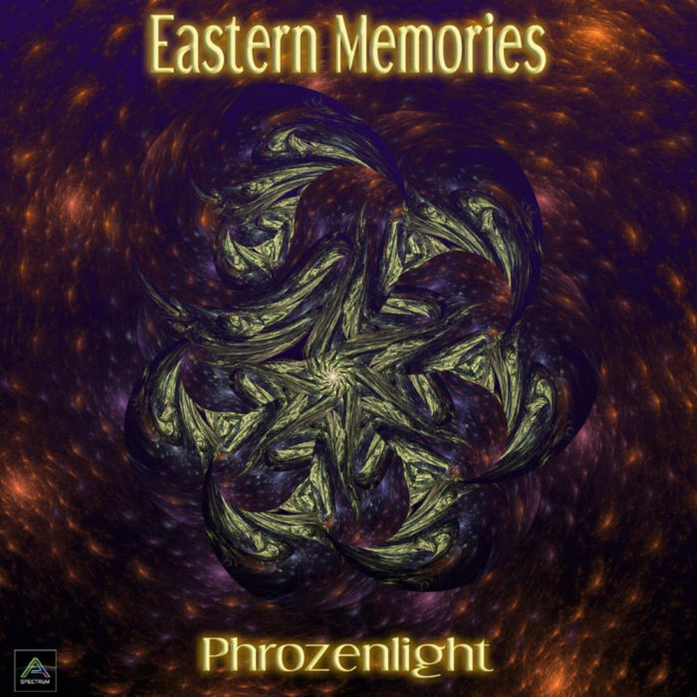 Phrozenlight - Eastern Memories CD (album) cover