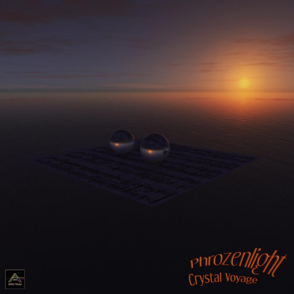Phrozenlight - Crystal Voyage CD (album) cover