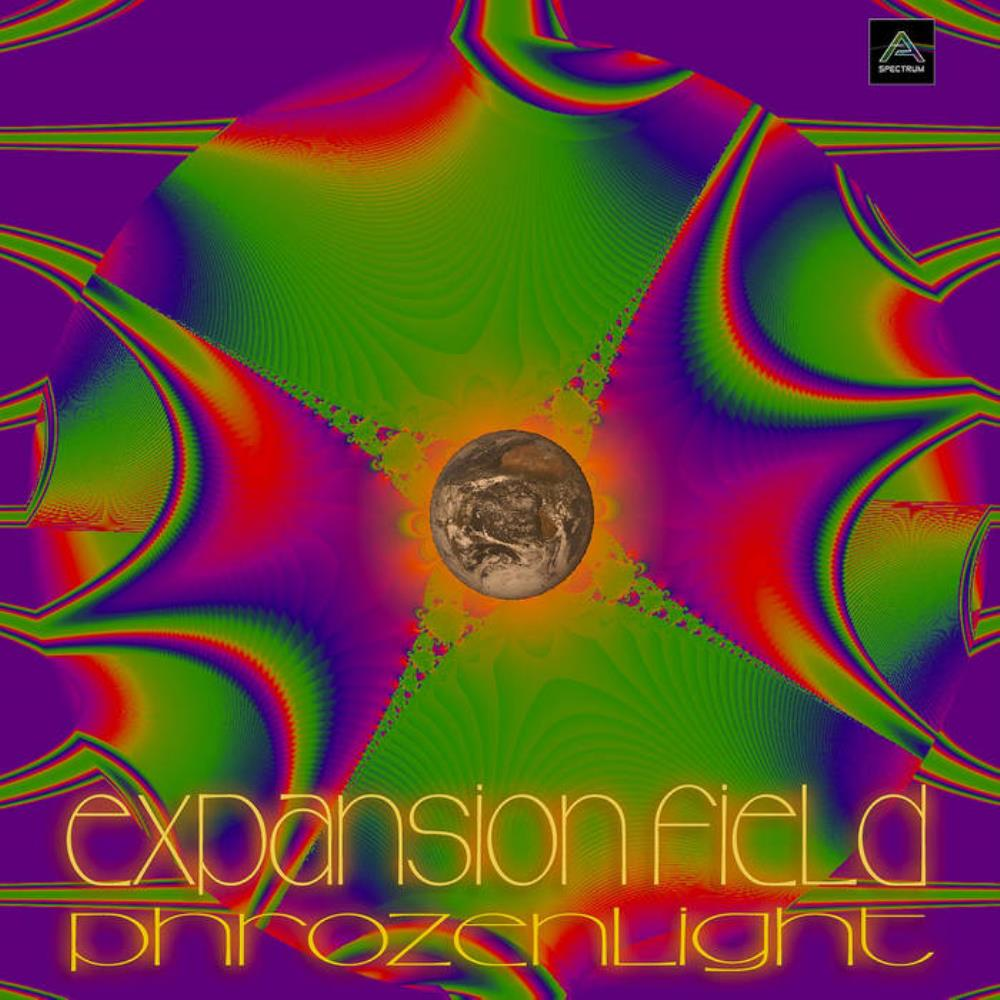 Phrozenlight - Expansion Field CD (album) cover
