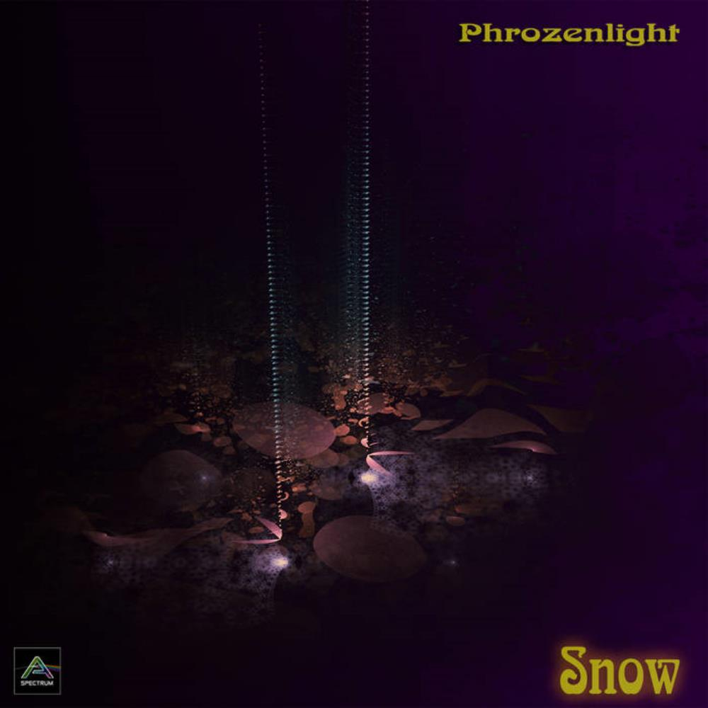 Phrozenlight - Snow CD (album) cover