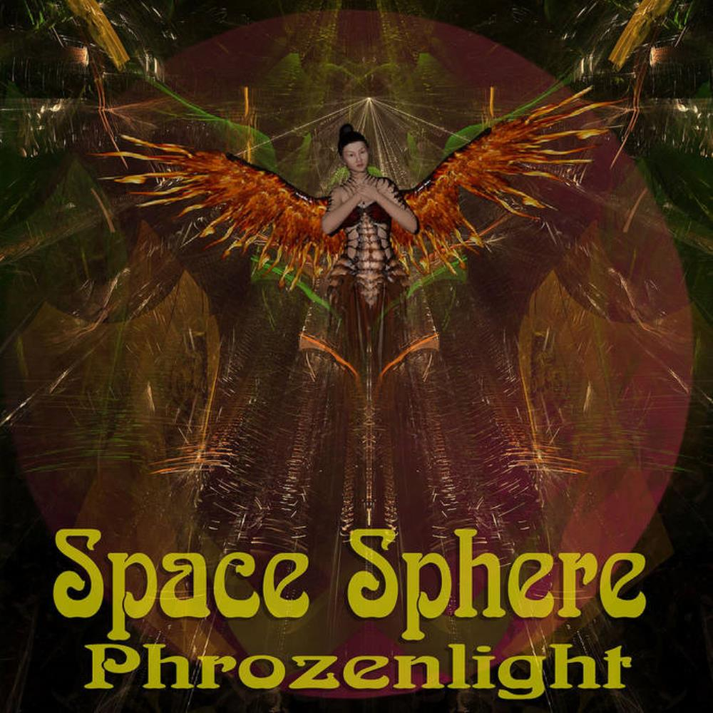 Phrozenlight - Space Sphere CD (album) cover