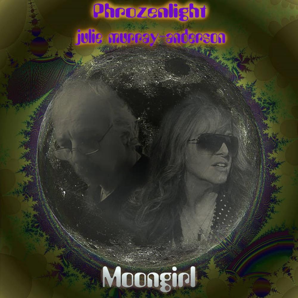 Phrozenlight - Moongirl (w/julie Murray-anderson) CD (album) cover