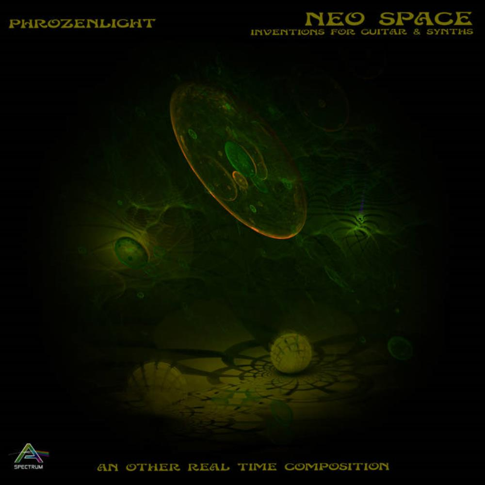 Phrozenlight - Neo Space CD (album) cover