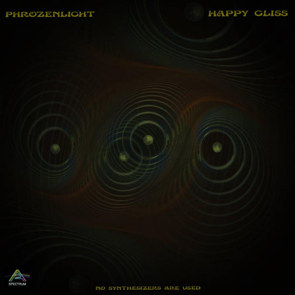 Phrozenlight - Happy Gliss CD (album) cover