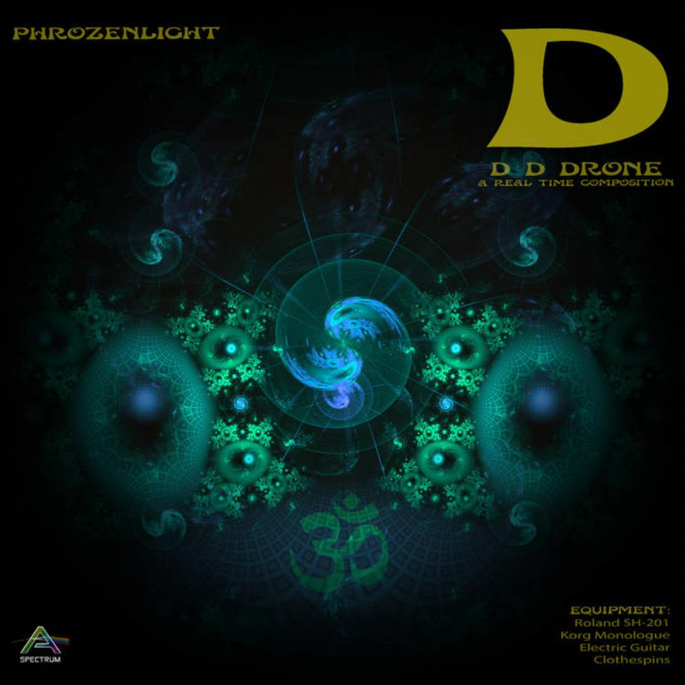 Phrozenlight - D CD (album) cover