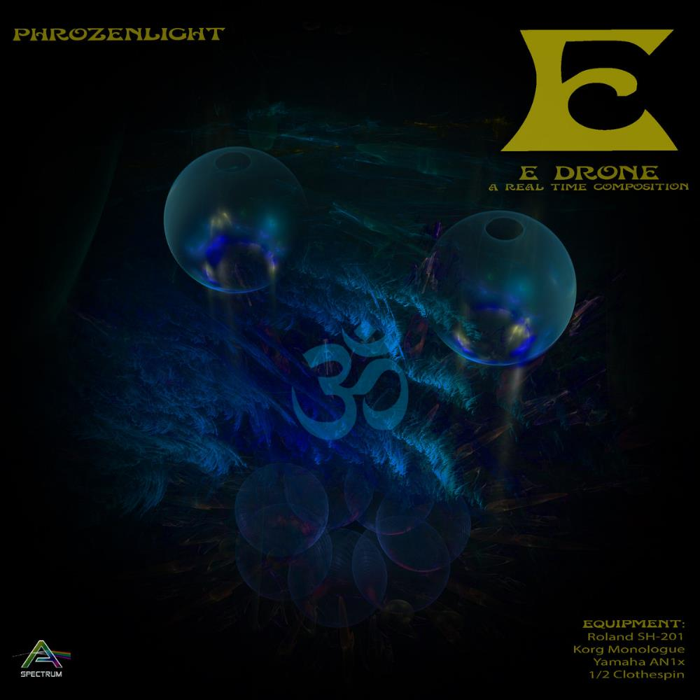Phrozenlight - E CD (album) cover