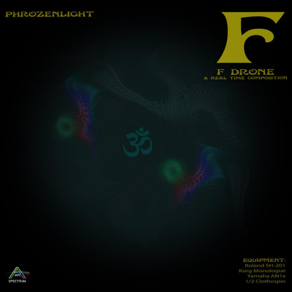 Phrozenlight - F CD (album) cover