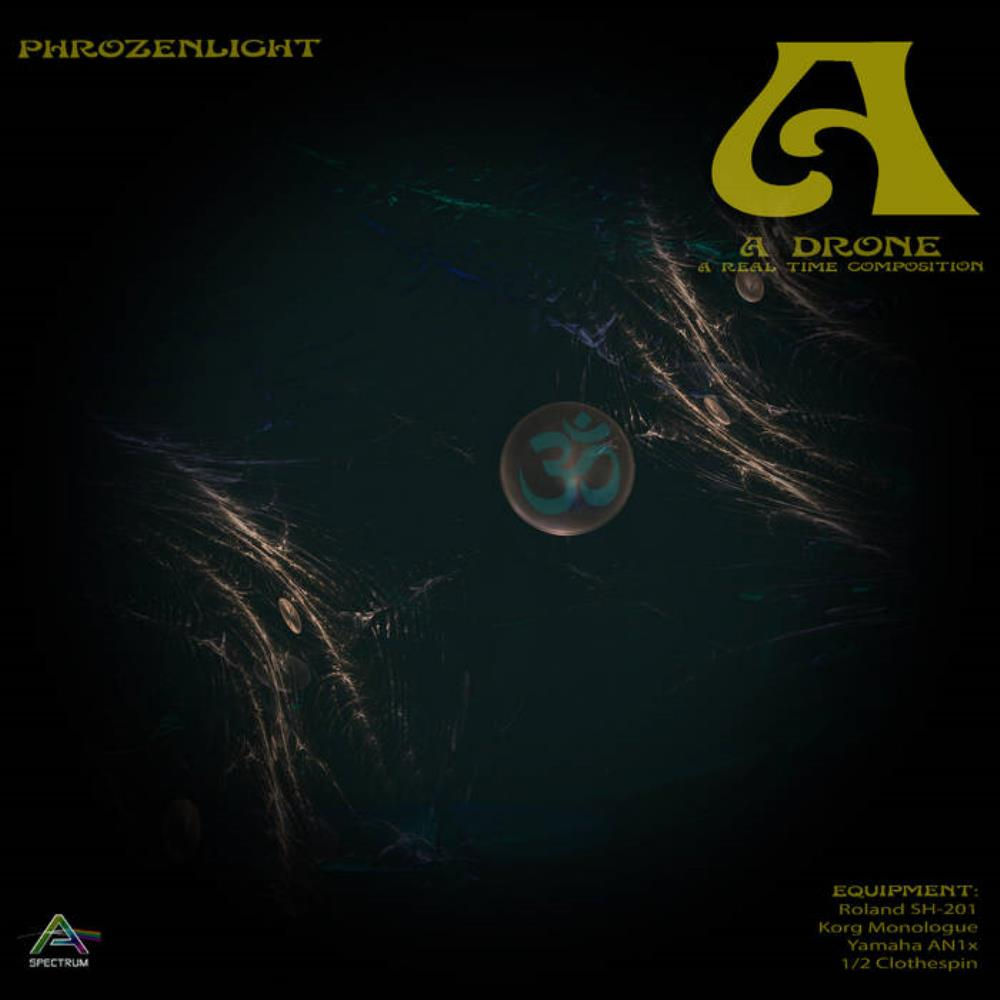 Phrozenlight - A CD (album) cover
