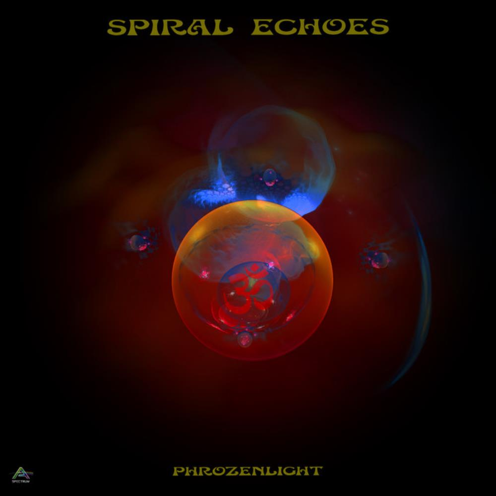 Phrozenlight - Spiral Echoes CD (album) cover
